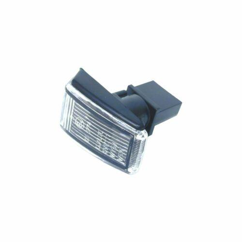 VOLVO ALKATRÉSZ : 9178885-1003825-Volvo-Index lámpa, sárvédőbe, fehér