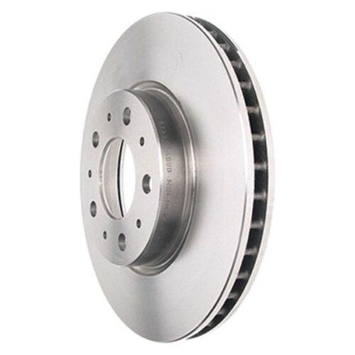 VOLVO ALKATRÉSZ : 31262095-1004186-Volvo-Első féktárcsa belső hűtéses