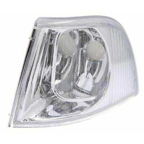 VOLVO ALKATRÉSZ : 30854653-1016841-Volvo-Index lámpa bal első átlátszó üveg