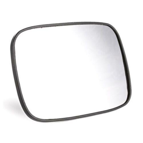 VOLVO ALKATRÉSZ : 8679831-1018185-Volvo-Visszapillantó tükörlap utasoldali