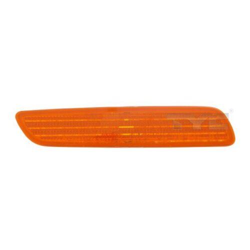 VOLVO ALKATRÉSZ : 30621938-1026834-Volvo-Szélességjelző lámpa, jobb első vagy bal hátsó, sárga