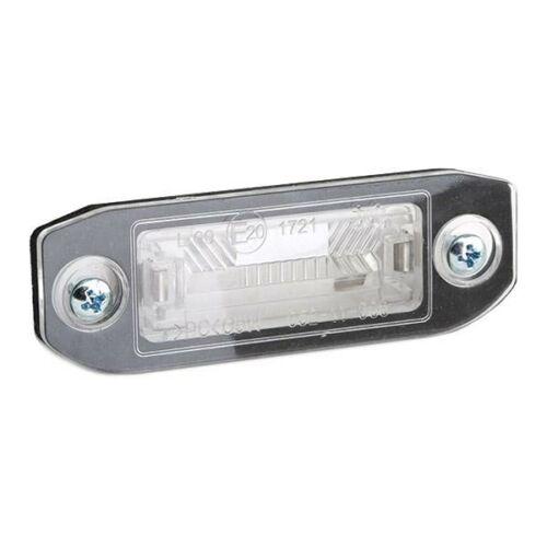 VOLVO ALKATRÉSZ : 31253006-1045434-Volvo-Rendszámtábla világítás