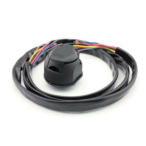 VOLVO ALKATRÉSZ : 0V016006 -  Csatlakozó aljzat 13 vezetékes (190 cm)